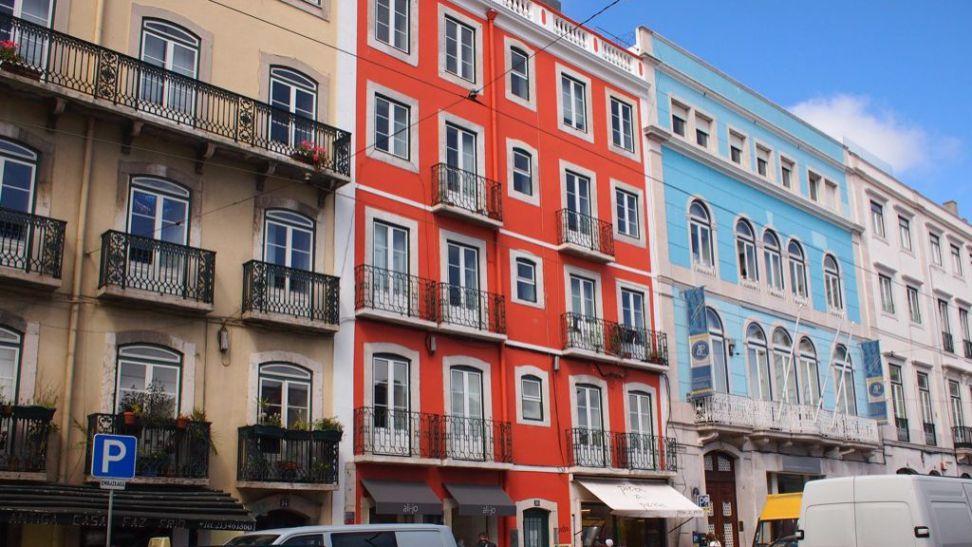 Agência alemã afasta bolha no imobiliário em Portugal