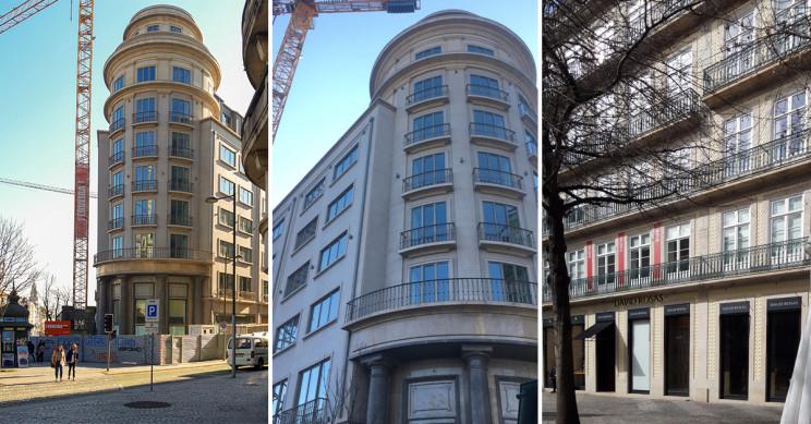 Investimentos continuam no Porto: novos espaços de luxo a nascer na Avenida dos Aliados