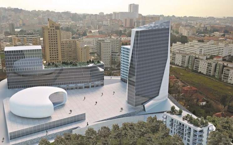 Investimentos imobiliários no norte em plena crise: israelitas apostam na construção de hotéis e casas