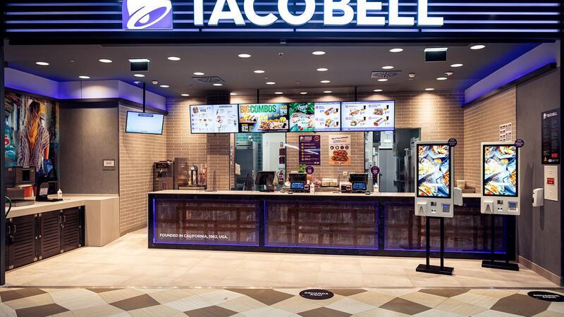 Ibersol expande Taco Bell. Terceiro restaurante abre em Matosinhos