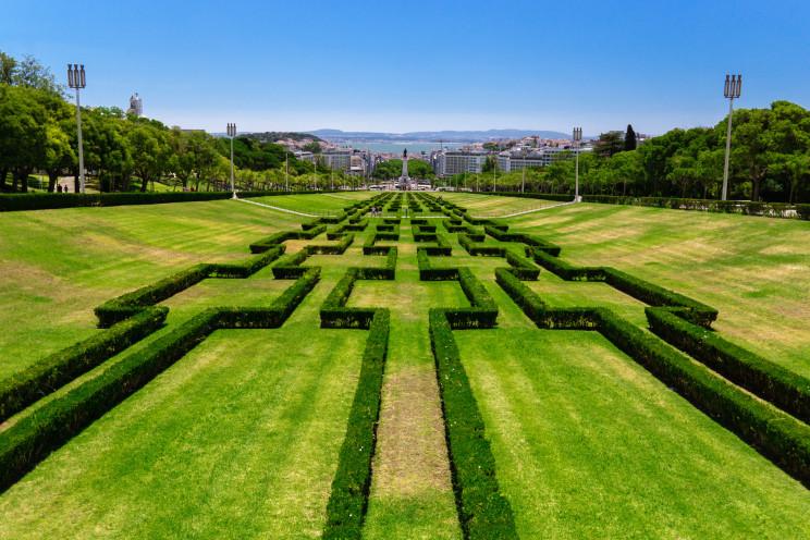Lisboa tem 44% de áreas verdes, mais que a média mundial