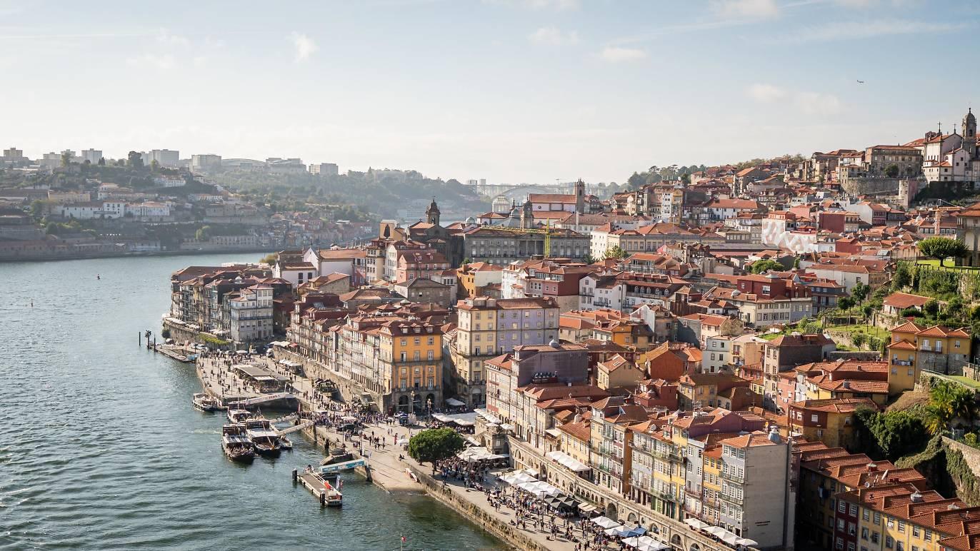 O Porto é a melhor ´cidade pequena´ do mundo para viver