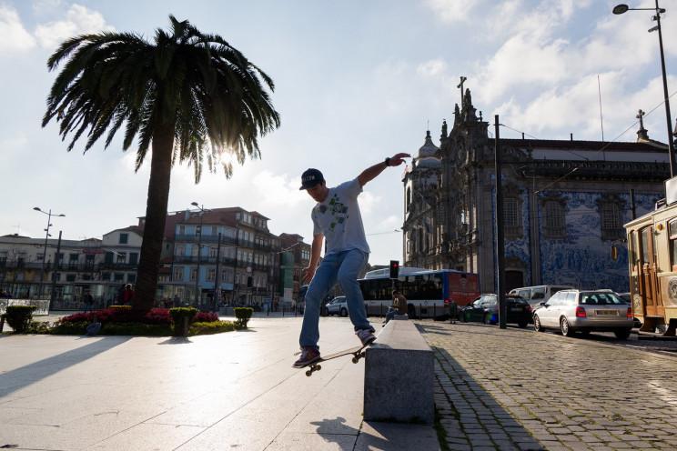"""Câmara do Porto vai construir um """"novo e moderno"""" Skate Park"""