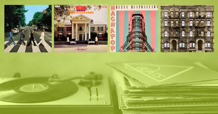 Arquitetura na música: 11 capas de discos com referências a edifícios