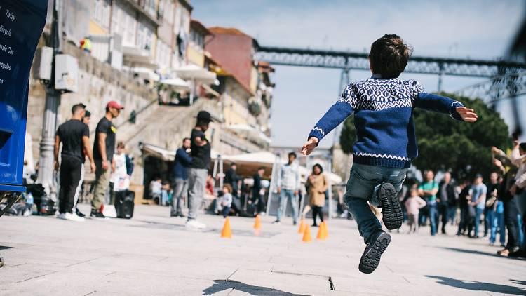10 atividades no Porto para famílias com crianças