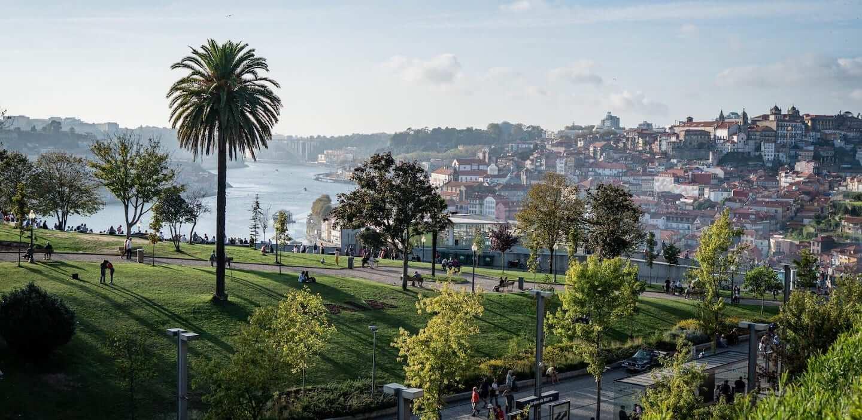 Os belos parques e jardins do Porto