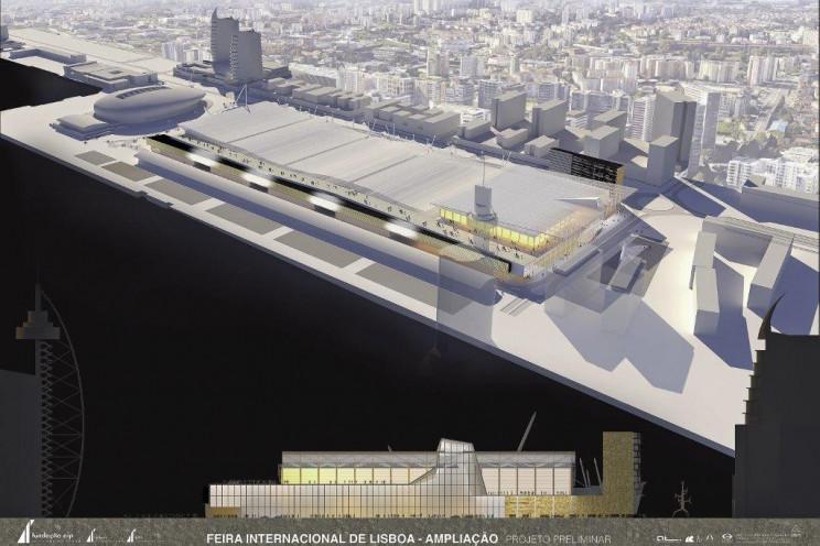 Nova FIL será três vezes maior (terá 111 mil m²) – obras de expansão custam 150 milhões