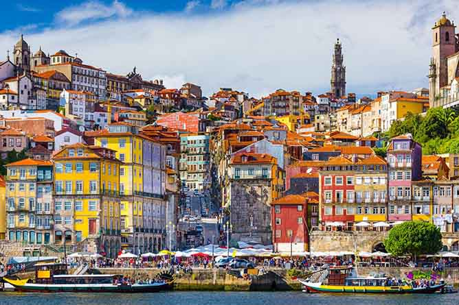 Porto with 830 new residential projects in two years