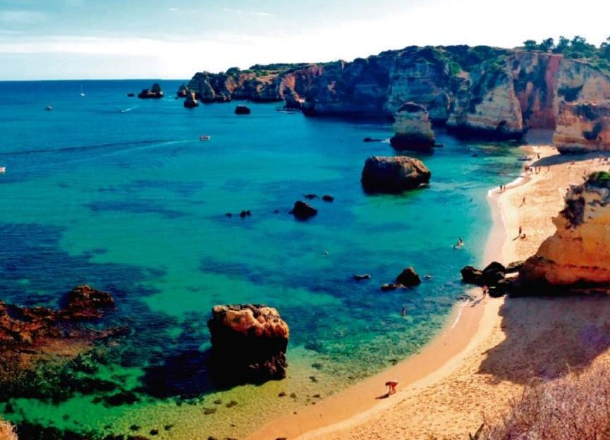 """Algarve está nomeado para """"World's Leading Beach Destination 2019"""""""