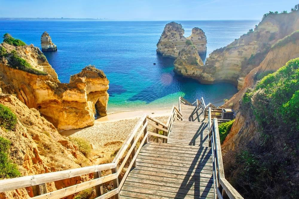 Algarve recebeu mais 9,3% de turistas no 1.º semestre de 2019