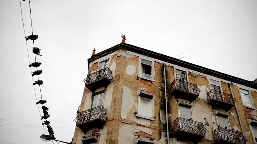 Lisboa vai cobrar IMI seis vezes mais alto a prédios devolutos em áreas de pressão urbanística