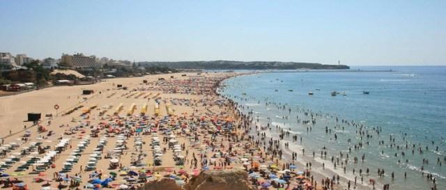 Resultados turísticos de agosto no Algarve confirmam desempenho no setor