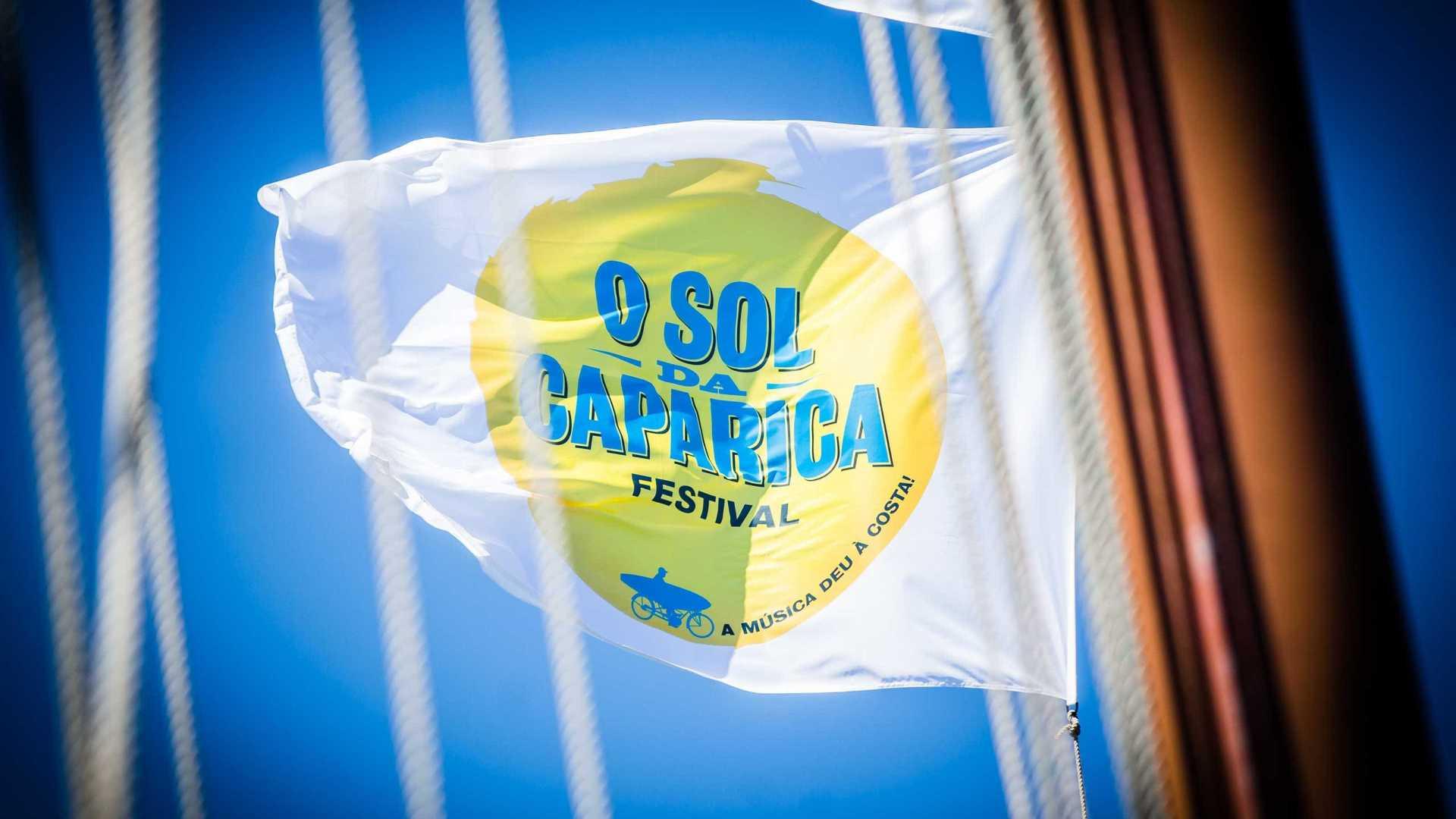 Festival O Sol da Caparica começa hoje, quinta-feira, a quinta edição