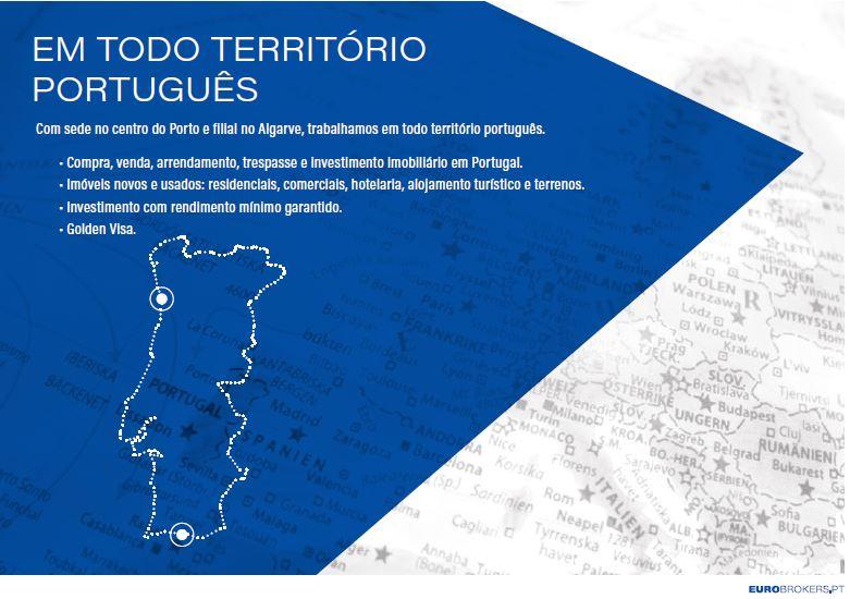 EURO BROKERS - Em todo território português