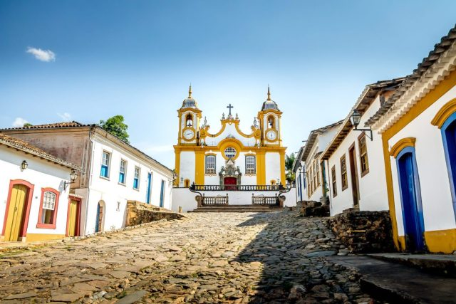 Sete cidades brasileiras que parecem portuguesas