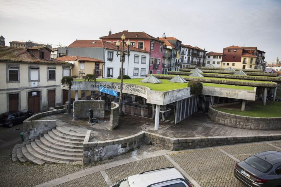 Mercado de São Sebastião tem luz verde da Cultura do Norte: reabilitação pronta este ano