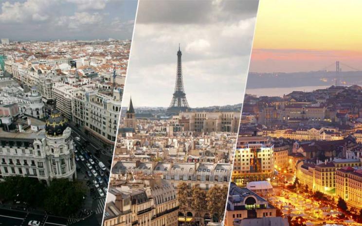 Lisboa é uma das 10 das melhores cidades europeias para investir em imobiliário em 2020