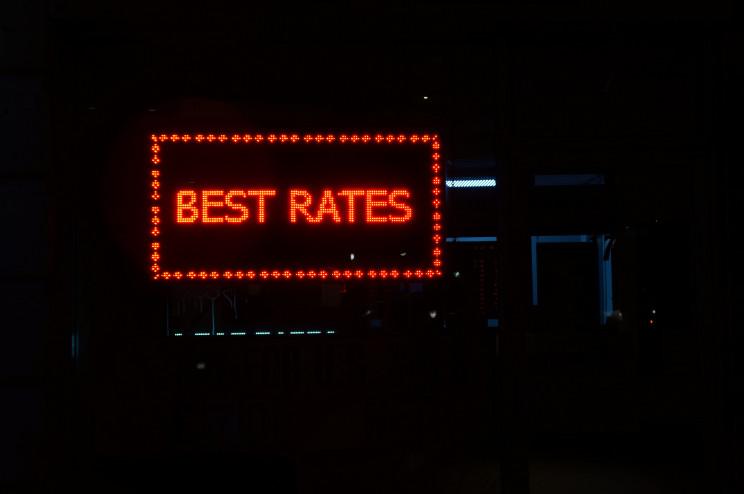 Taxas de juros dos empréstimos da casa continuam a descer